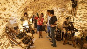 Visitez la Maison Météyer, une cave de champagne qui se visite dans les Hauts-de-France.